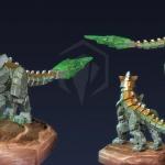 [CG设计] Shardbound画师的一组很棒的3D角色设计作品 109P